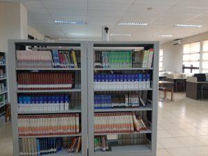 Ruang Perpustakaan Terpadu